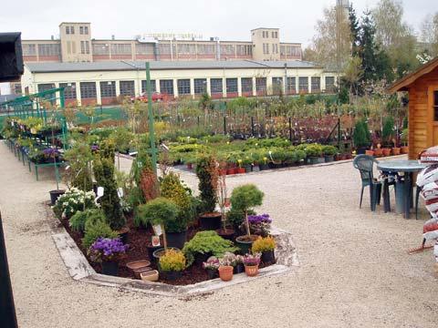 Zahradnictví online prodej